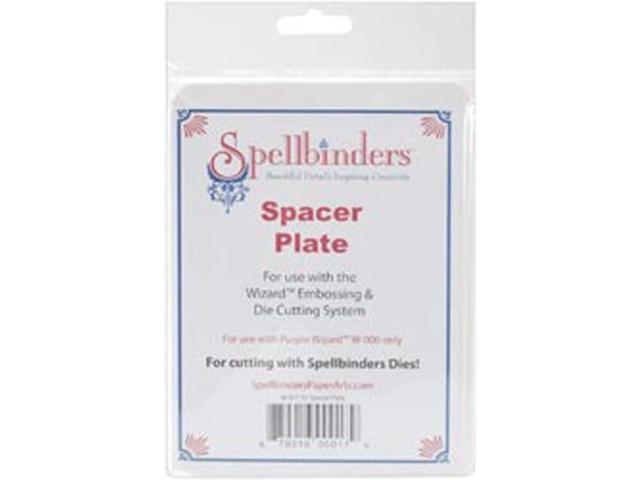 Spellbinders Spacer Plate-