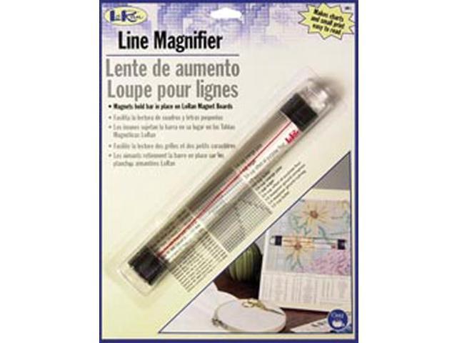 LoRan Magnetic Line Magnifier-7/8