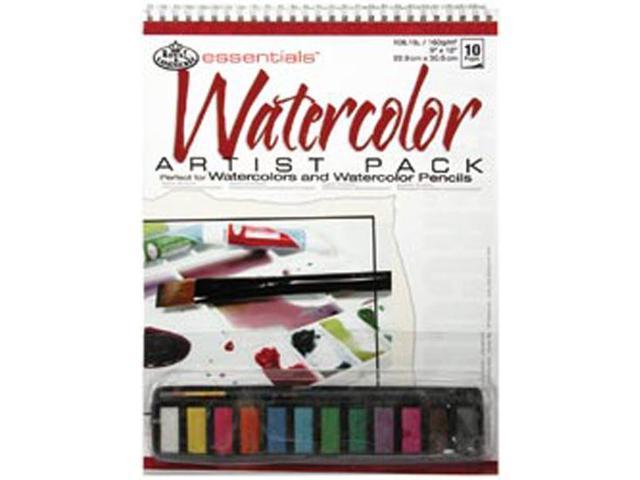 Essentials Artist Pack-Watercolor