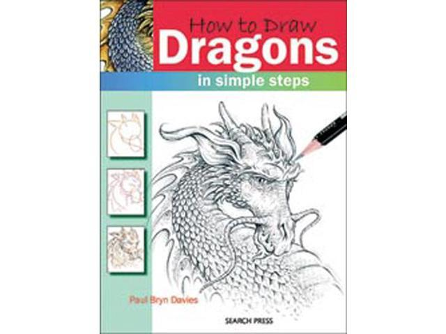 Search Press Books-How To Draw Dragons