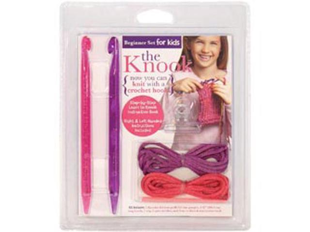 Knook Beginner Set For Kids-Knook Beginner Set For Kids