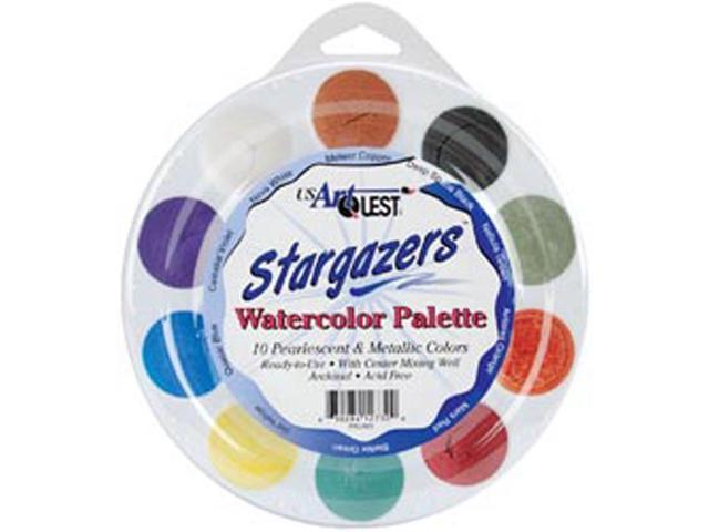 Jewelz Watercolor Palette-Stargazers