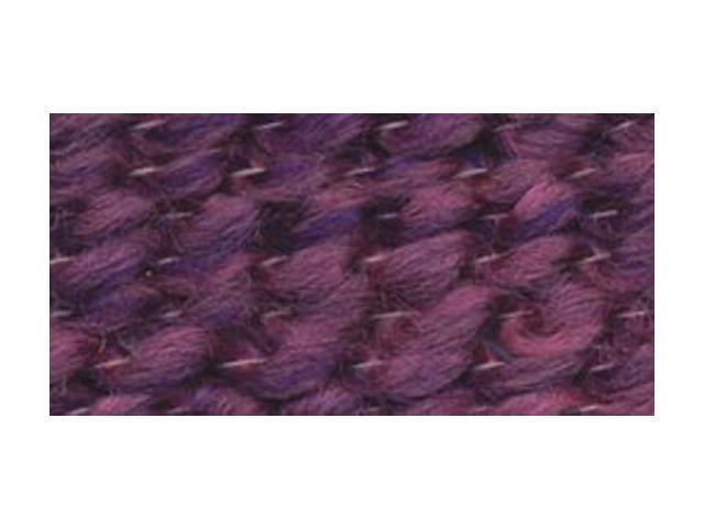 Homespun Yarn-Plum