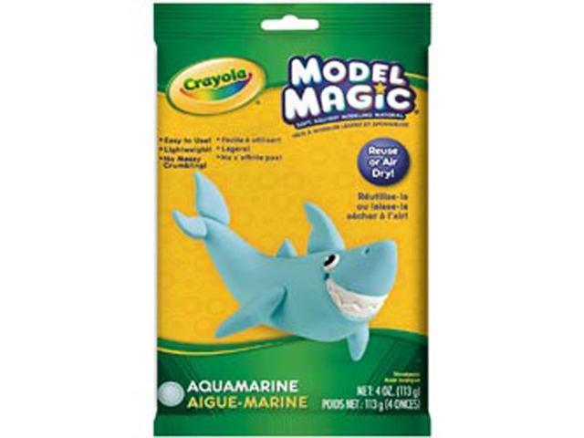 Crayola Model Magic 4 Ounces-Aquamarine