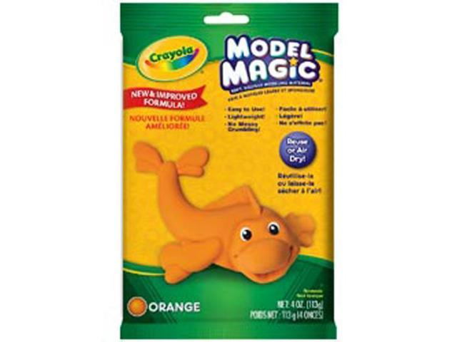 Crayola Model Magic 4 Ounces-Orange
