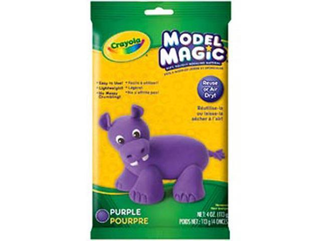 Crayola Model Magic 4 Ounces-Purple