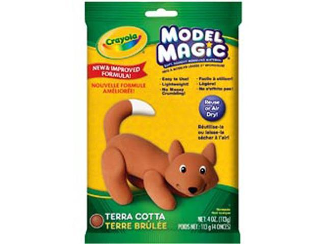 Crayola Model Magic 4 Ounces-Terra Cotta
