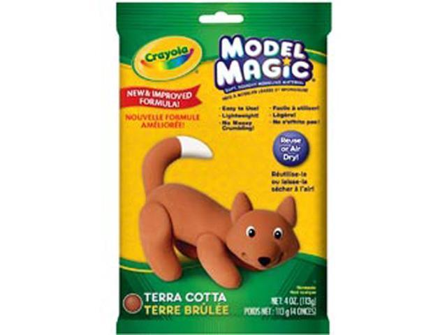 Crayola Model Magic 4 Ounces-Terra Cotta