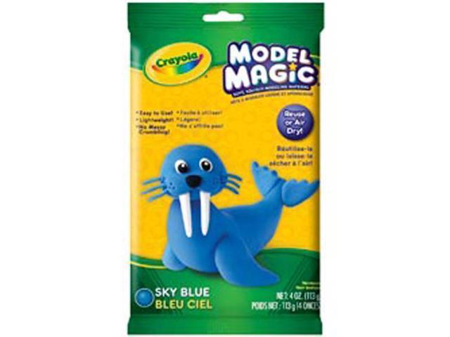 Crayola Model Magic 4 Ounces-Sky Blue