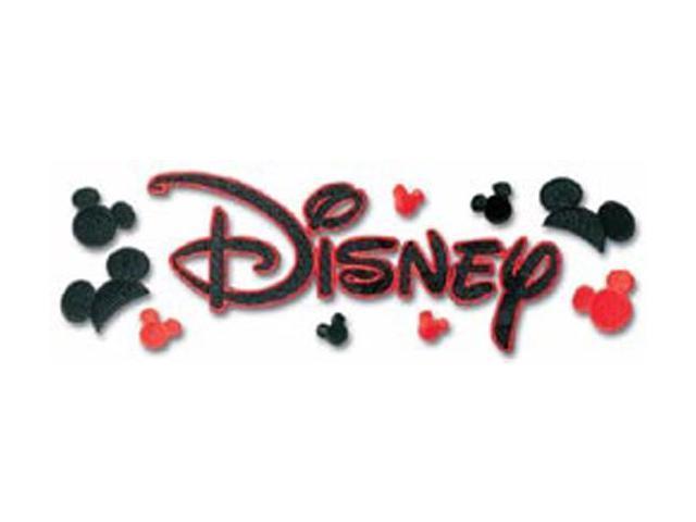 Disney Embroidered Sticker-Disney Title