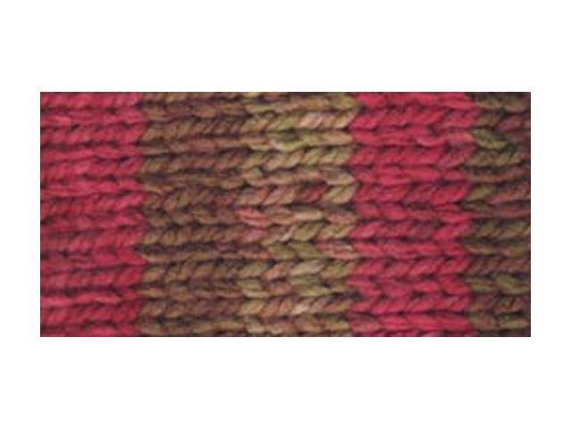 Deborah Norville Collection Serenity Chunky Weight Yarn-Red Bayou