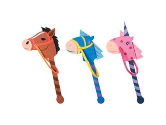 Foam Horse On A Stick-