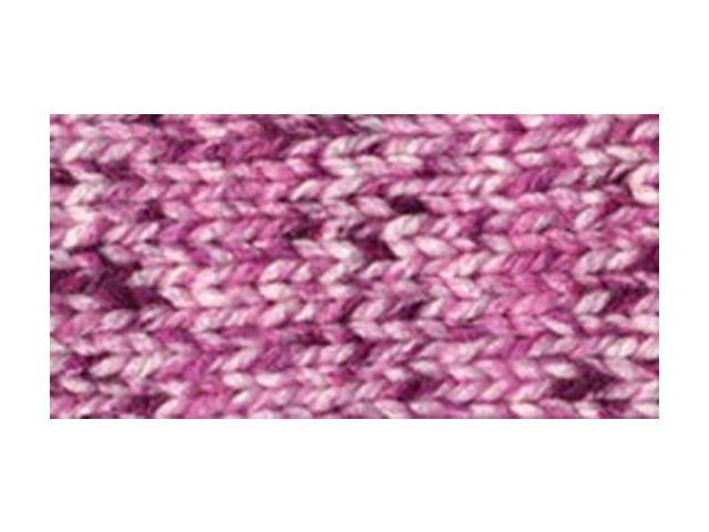 Deborah Norville Collection Serenity Chunky Weight Yarn-Grape Jam