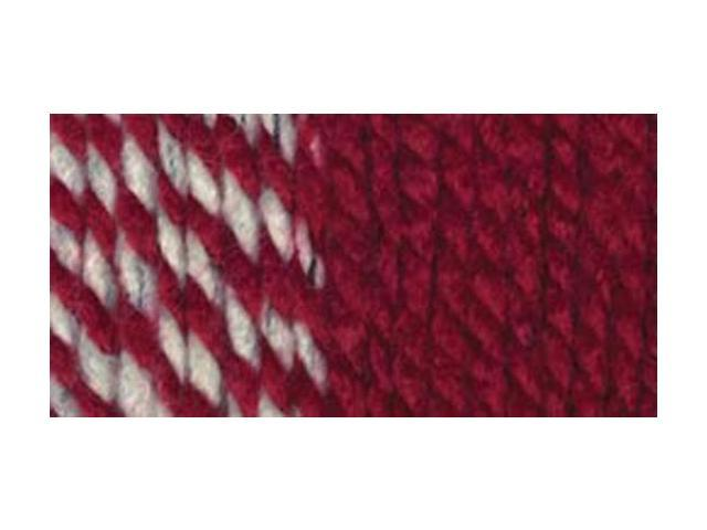 Wool-Ease Thick & Quick Yarn-Crimson Stripes