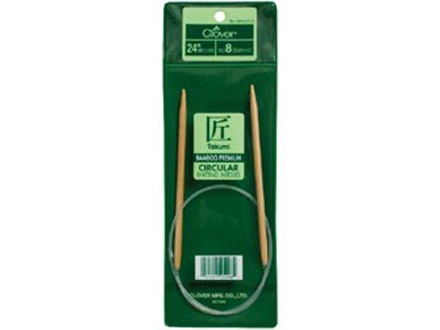 Bamboo Circular Knitting Needles 24