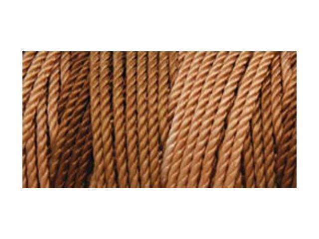 Nylon Thread Size 18 197 Yards-Multi Brown