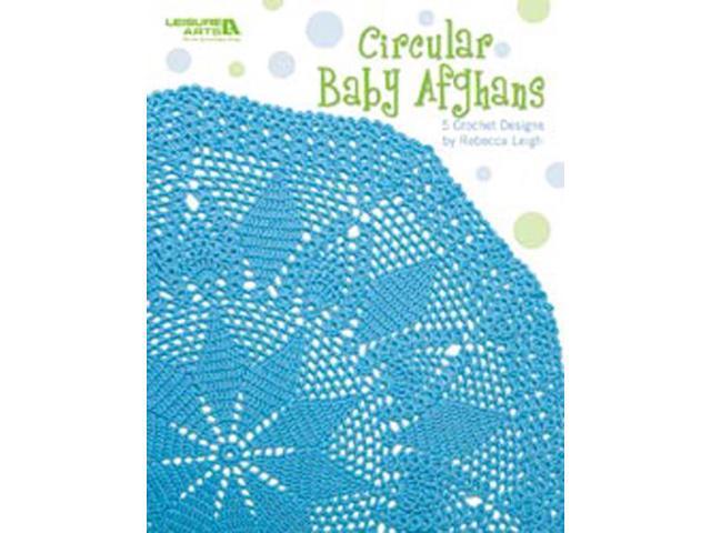 Leisure Arts-Circular Baby Afghans