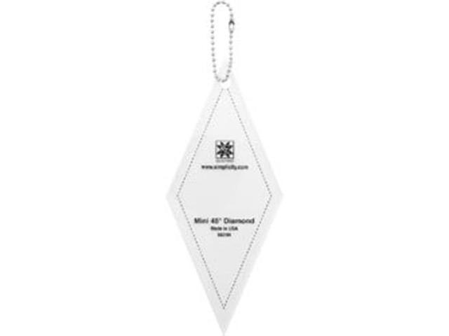 EZ Mini Tools 45 Degree Diamond-