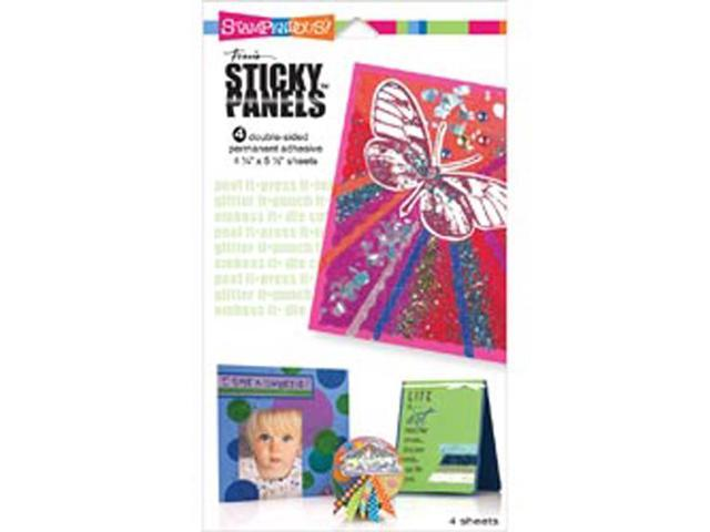 Stampendous  Sticky Panels 4.25