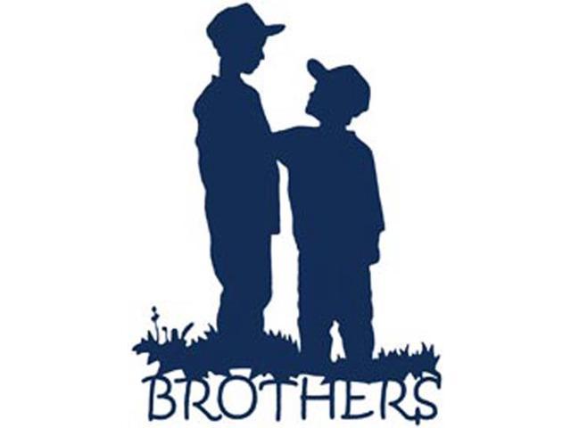 Cardstock Laser Die-Cuts-Brothers