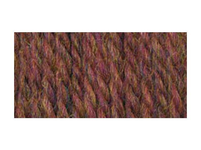 Spinrite 374120 Classic Wool Yarn-Cognac Heather