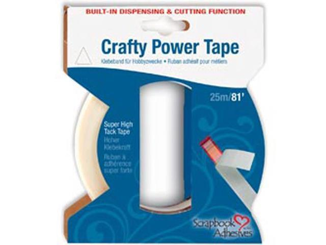 Permanent Photo Tape 81 Feet-.25