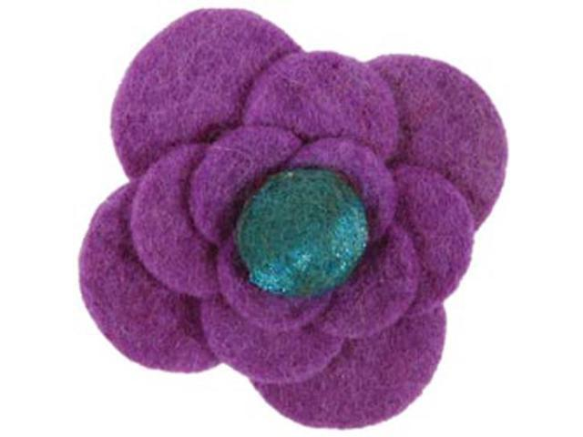 Feltworks Large Mum Flower-3