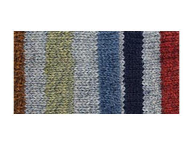 Kroy Socks Yarn-Blue Stiped