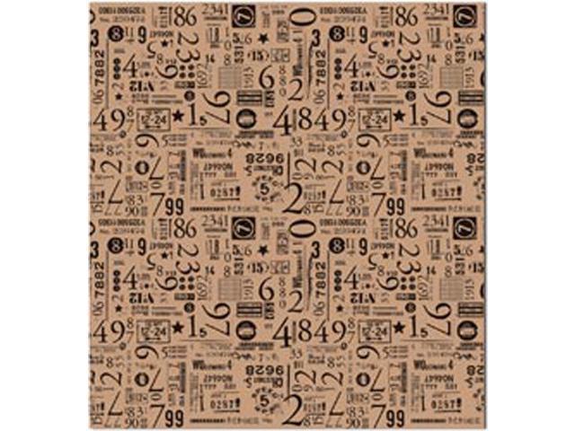 Tissue Paper 4/Pkg-Numero