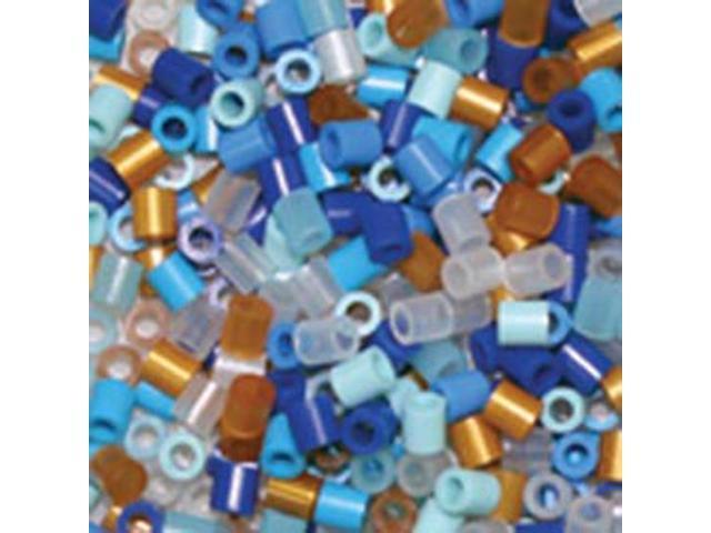 Perler Fun Fusion Beads 1000/Pkg-Winter Mix