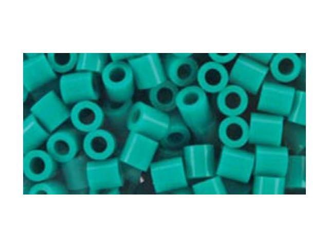 Perler Beads 1,000/Pkg-Parrot Green