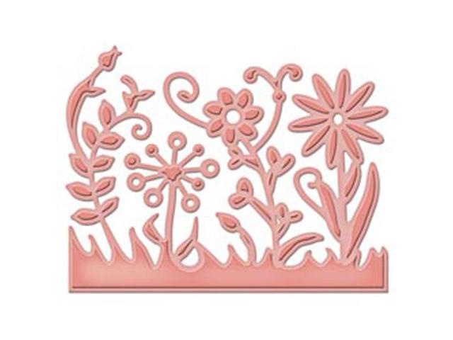 Spellbinders Die D-Lites-Flower Burst