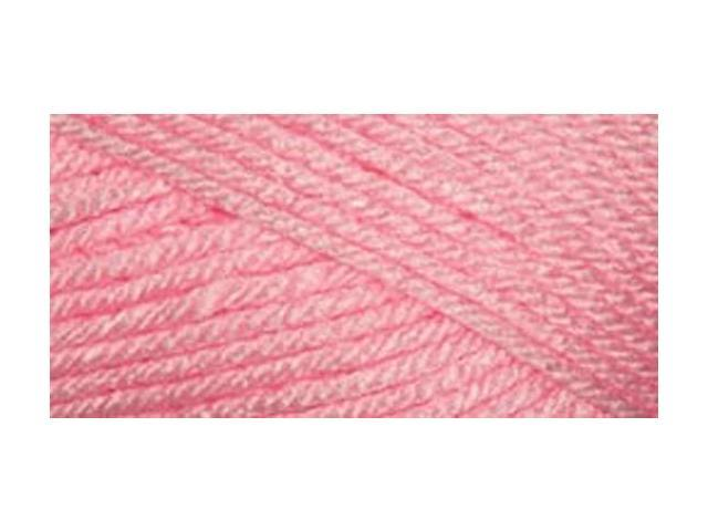 Everyday Anti-Pilling Soft Worsted Solids Yarn-Baby Pink