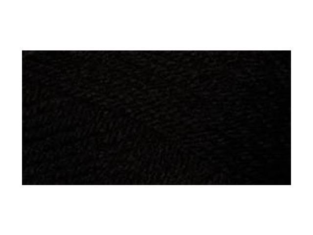 Everyday Anti-Pilling Soft Worsted Solids Yarn-Black