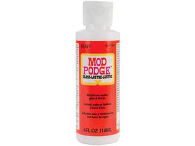 Mod Podge Gloss-Lustre Finish-4 Ounces