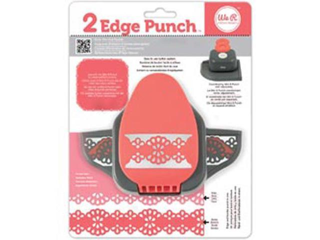 2 Edge Punch-Doily