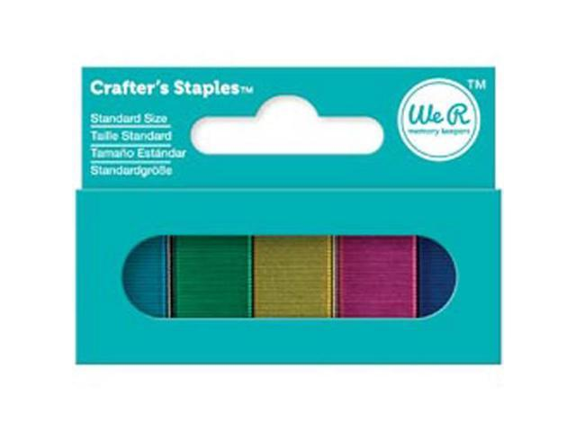 Crafter's Colored Staples-