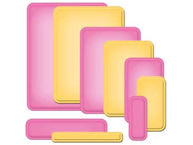 Spellbinders Nestabilities A2 Card Creator Dies-Curved Matting Basics B