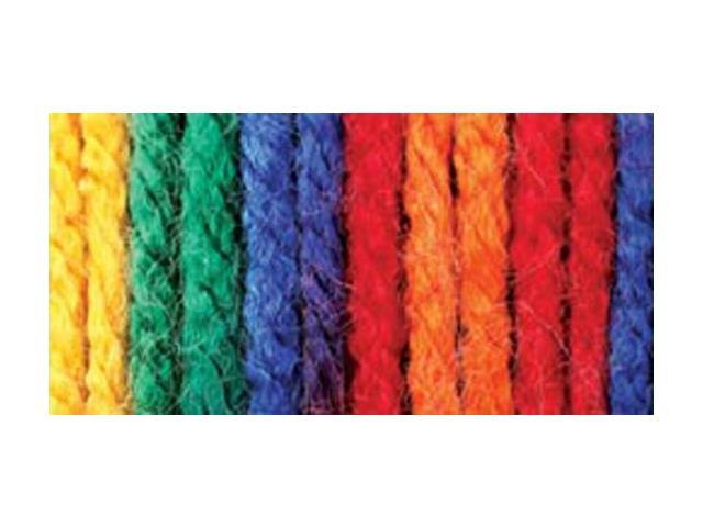 Canadiana Yarn-Variegated-Rainbow