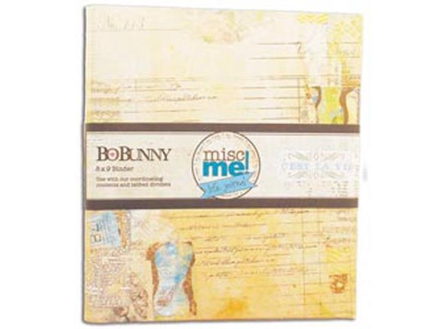 Misc Me Binder Life Journal 8