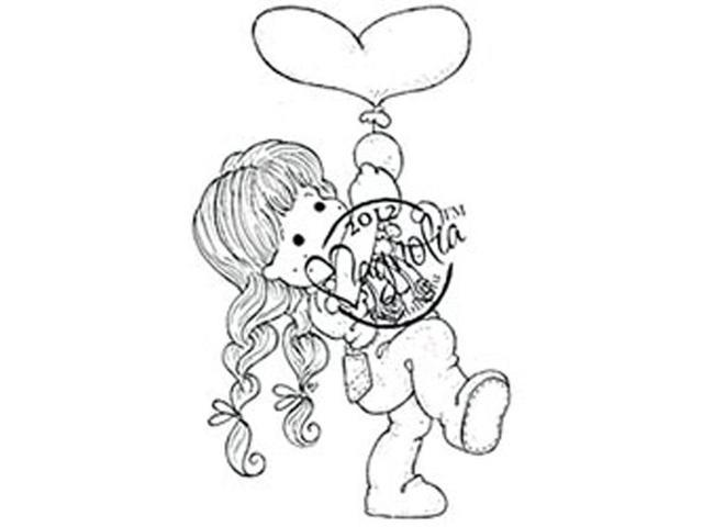 With Love Cling Stamp-Up Up And Away