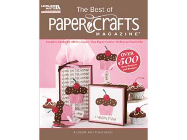 Leisure Arts-Best Of Paper Crafts Magazine