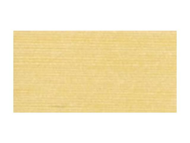 Natural Cotton Thread 273 Yards-Yellow