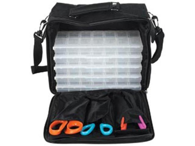 Craft Mates Lockables Organizer Case-Black
