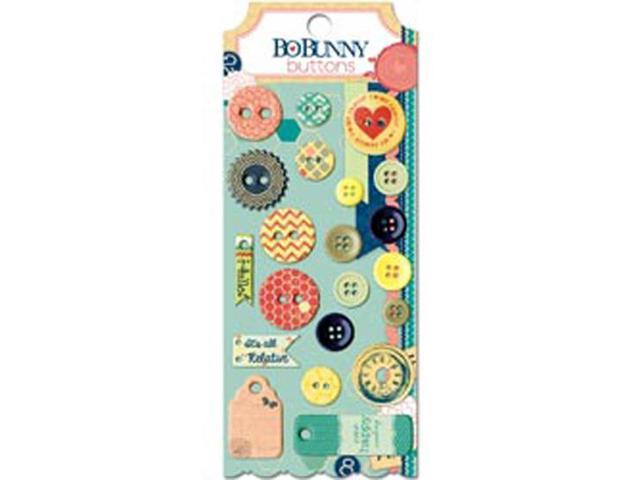 Family Is Buttons & Embellishments-