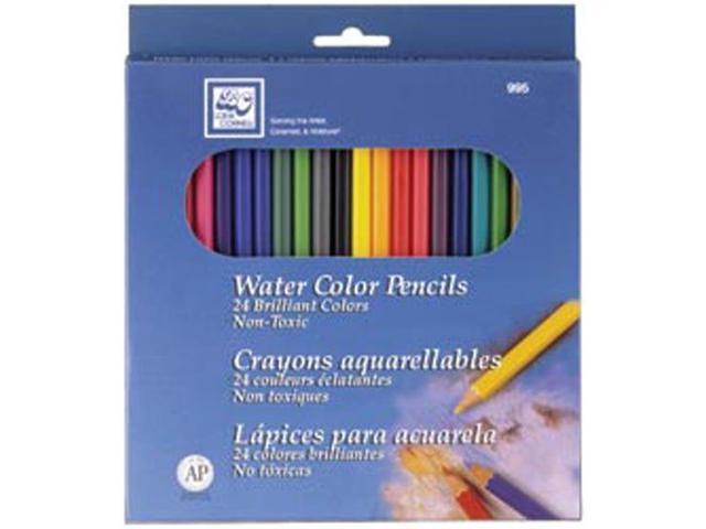 Watercolor Pencils 24/Pkg-