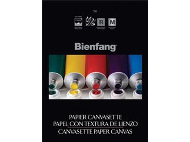 Bienfang Canvas Paper Pad 9