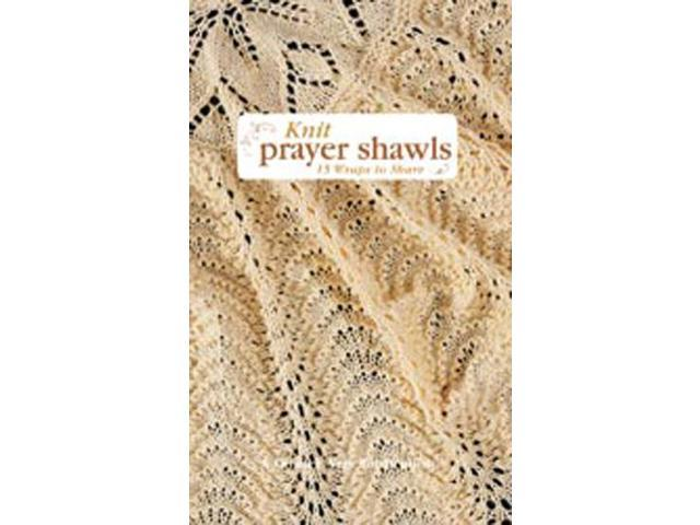 Leisure Arts-Knitted Prayer Shawls