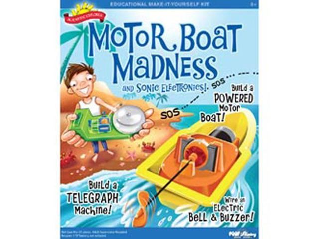 Motor Boat Madness Kit-