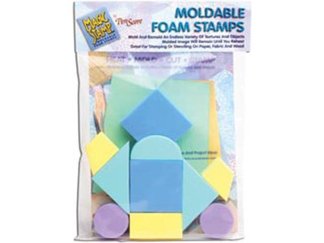 Magic Stamp-Geometric Set - 10 Pieces